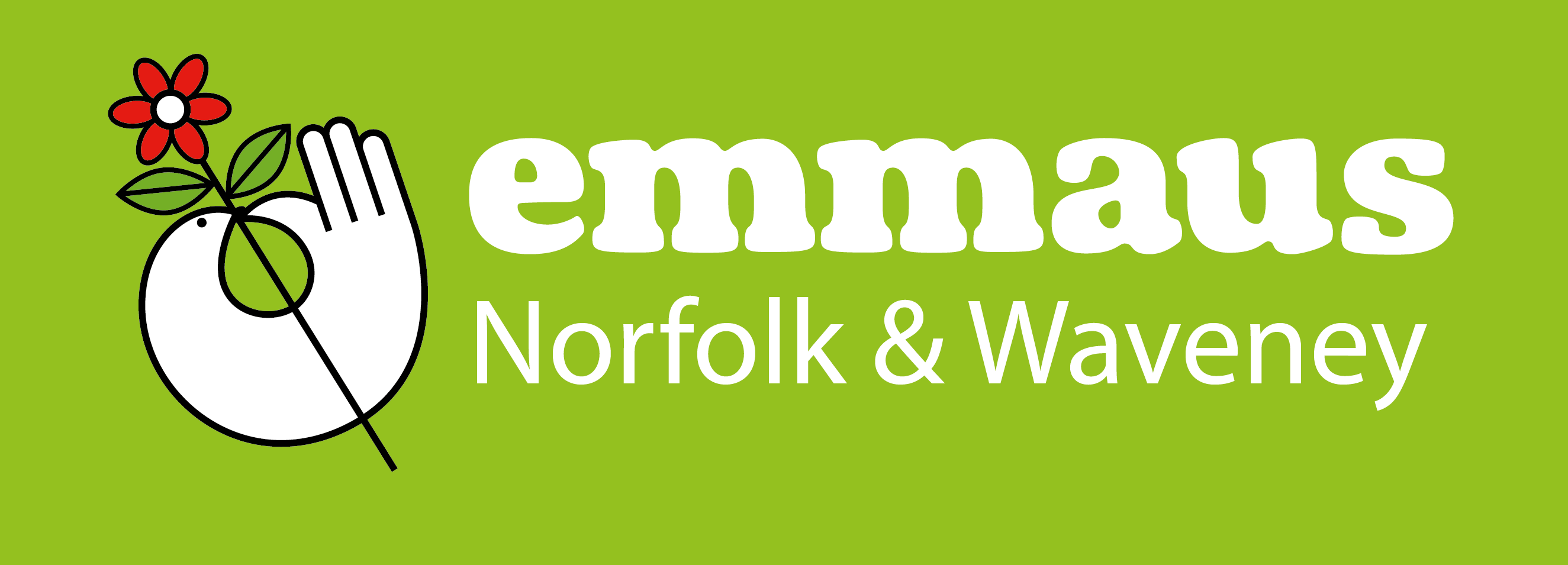 Norfolk Waveney logo