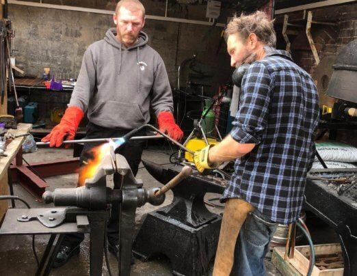 Emmaus Norfolk & Waveney helps companions forge new skills