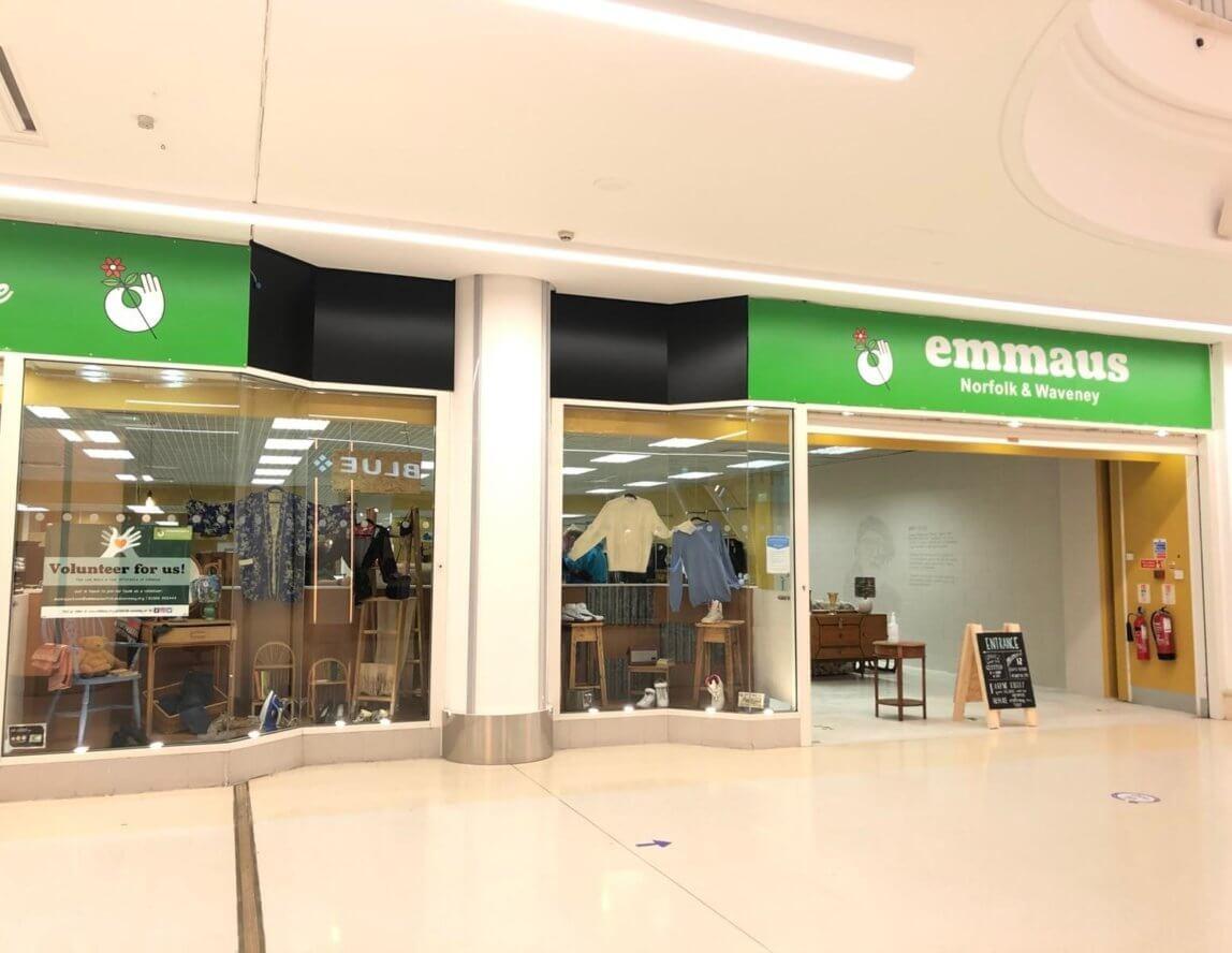 Shop Reopening
