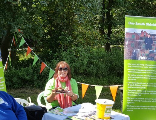 Emmaus North East supports local summer celebrations