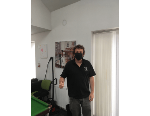 Nad Lab UK and Masqonn donate face masks to Emmaus North East