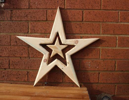 20-inch 5 Point Star £15