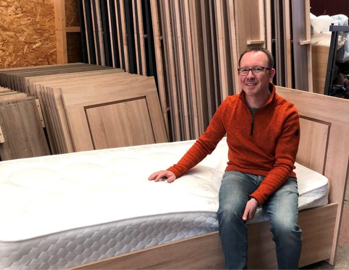£5,000 furniture boost