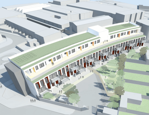 Planning permission granted for new superstore