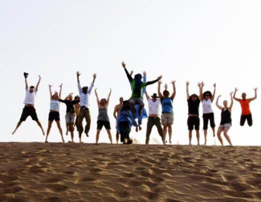 Sahara Challenge 2020
