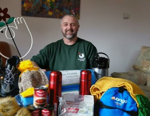 Helping Oxford's rough sleepers