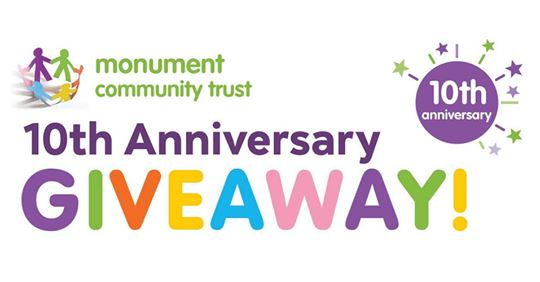 Thank you to the Monument Community Trust
