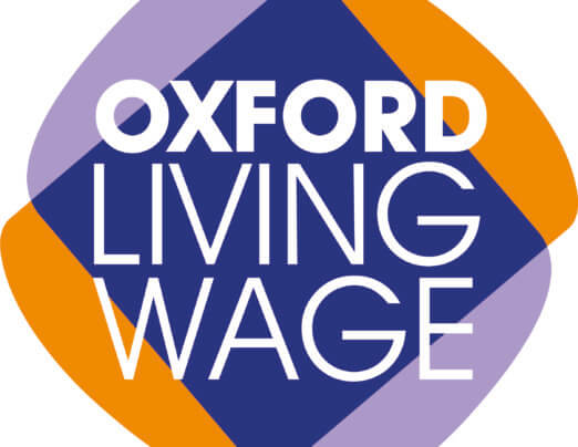 Proud to pay Oxford Living Wage