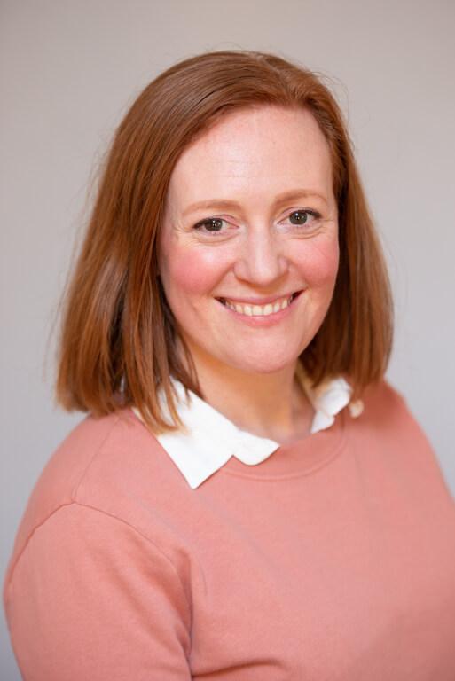 Hannah Hutchings, Head of Fundraising