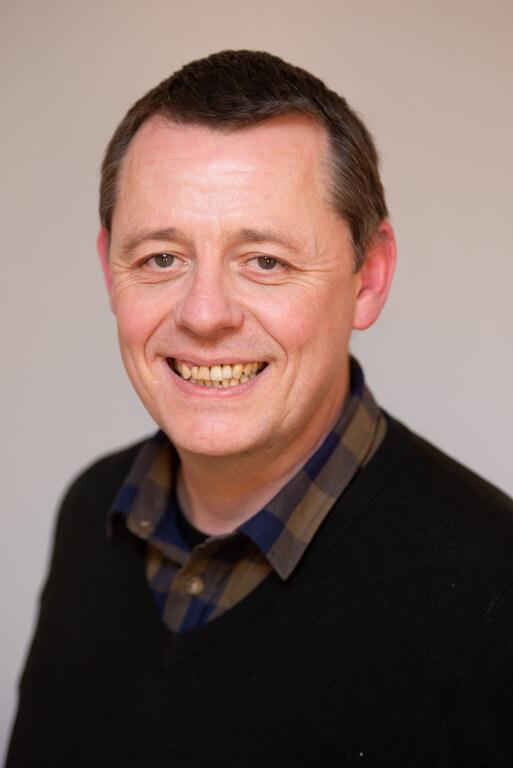 Eddie Blaze, Chief Executive Officer