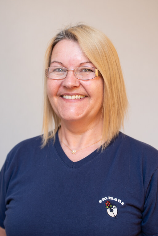 Michelle Collins, Support Worker / Store Assistant