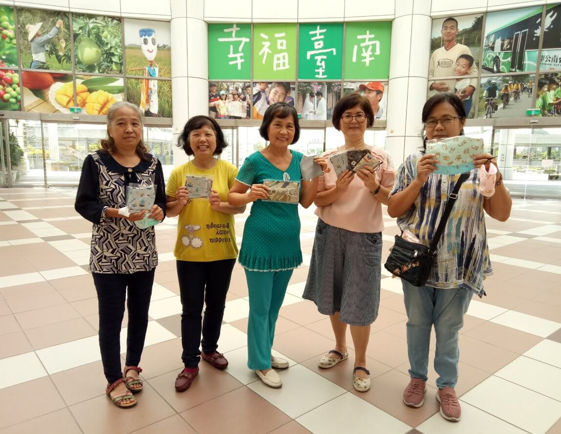 Emmaus Oxford receives huge PPE donation from Taiwan in show of solidarity