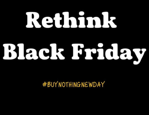 Buy Nothing New Day