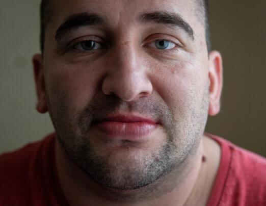 Stories for Change: Darren's story
