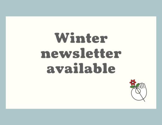 Winter 2019/20 Newsletter