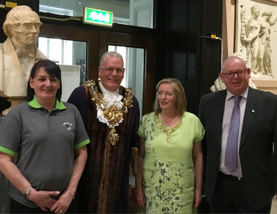 Emmaus Preston selected as nominated charity by new Mayor