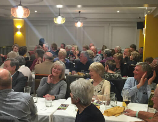 Curry lovers raise funds for Emmaus Preston