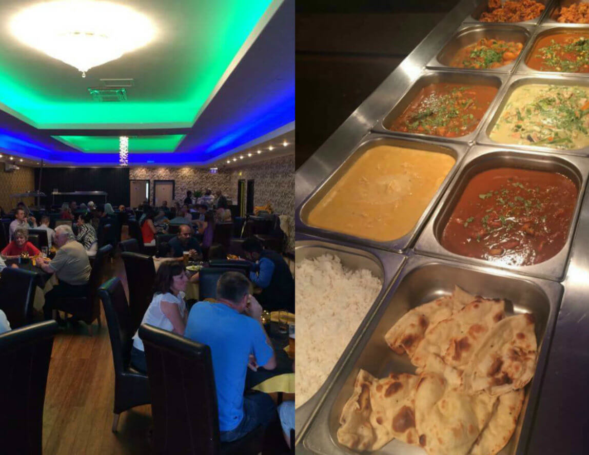 Preston curry-lovers invited to charity fundraiser