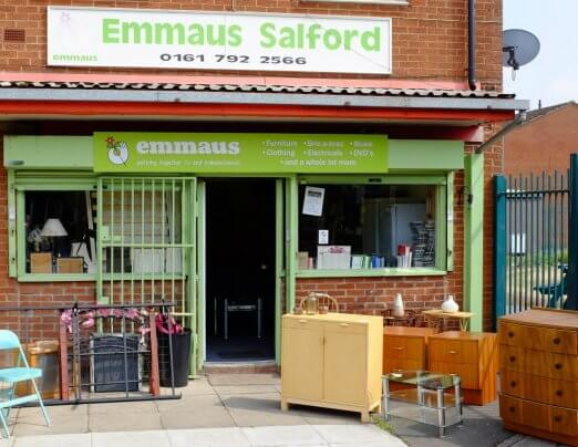 Seaford Road shop transformed by companions