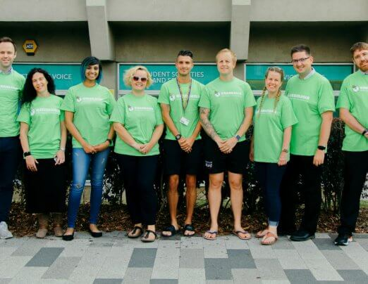 University staff raise funds for Emmaus Salford