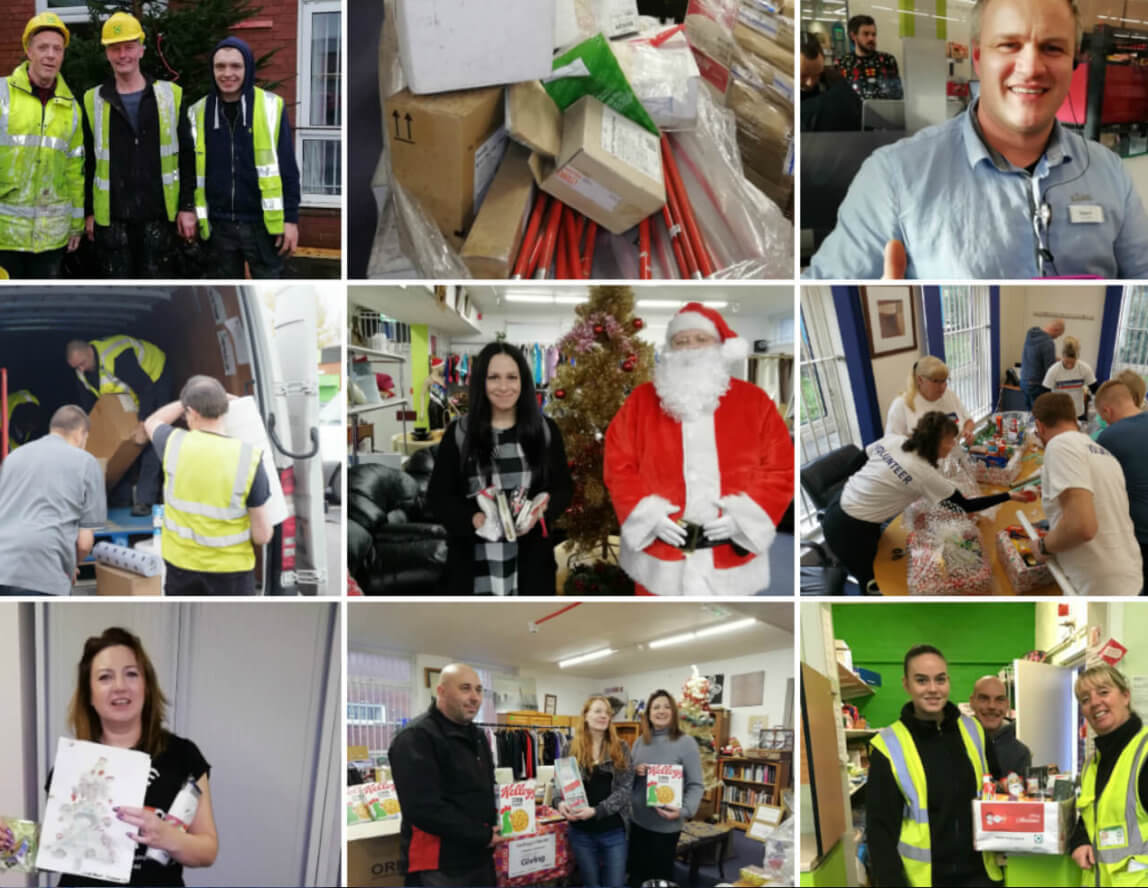 Thank you to our superstar Christmas supporters