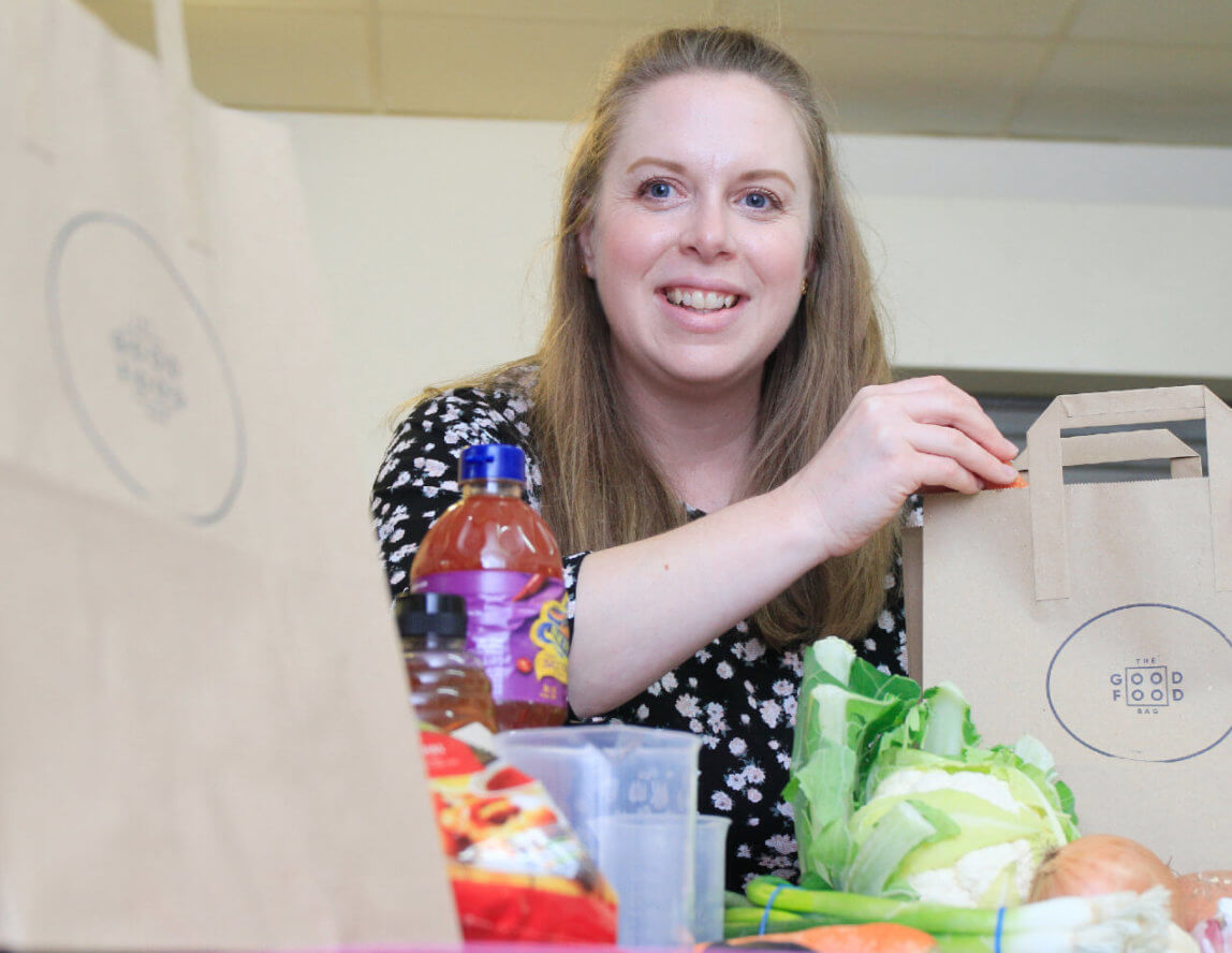 The Good Food Bag launches in Salford
