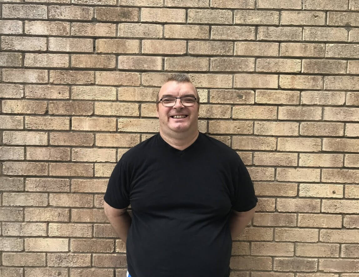 "World Homeless Day  – ""I'm grateful to Emmaus for giving me the chance to prove myself."""
