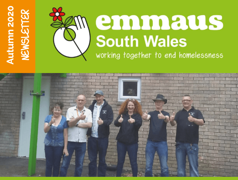 Emmaus South Wales Autumn newsletter 2020
