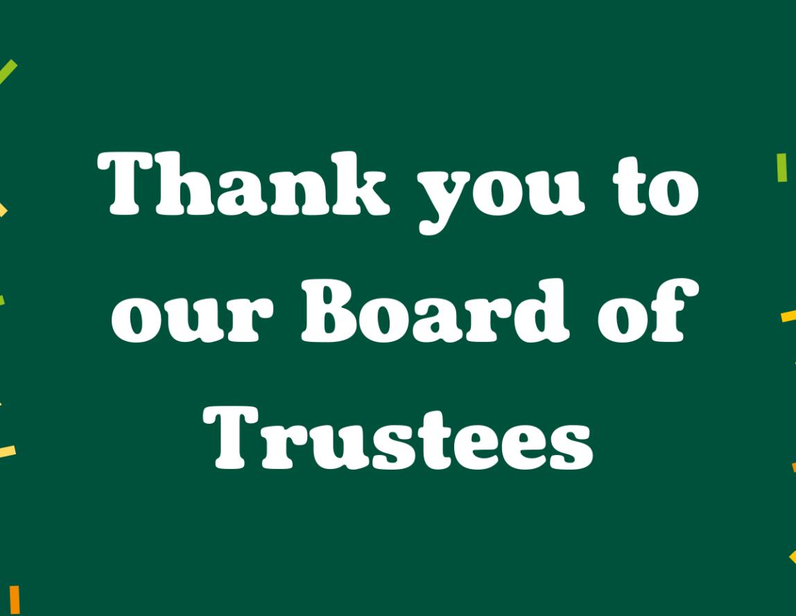 Trustees' Week 2020