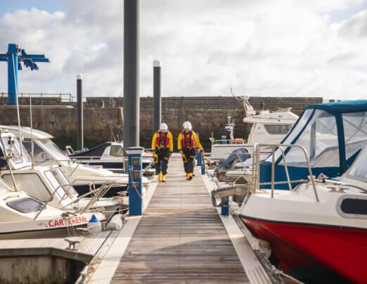 Porthcawl Harbour | Harbwr Porthcawl