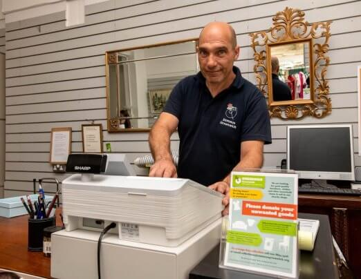Emmaus Suffolk supports ethical alternative to Black Friday