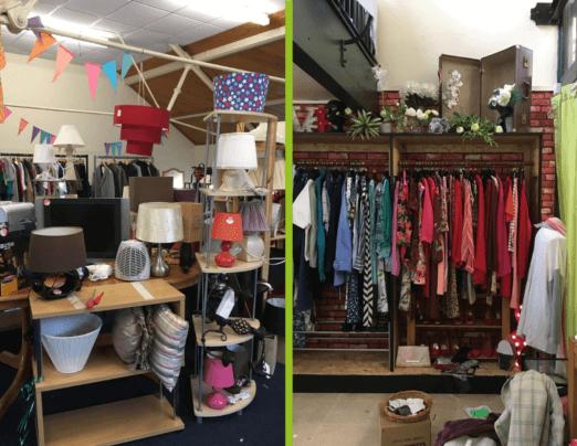 Felixstowe shop reopens