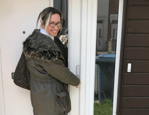 Suffolk homelessness charity opens accommodation building