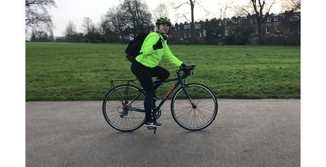 Local resident to take part in Triathlon for Emmaus Lambeth and Surrey