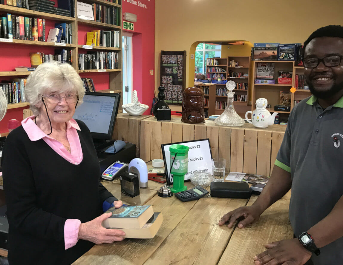 85-year-old leads call for volunteers