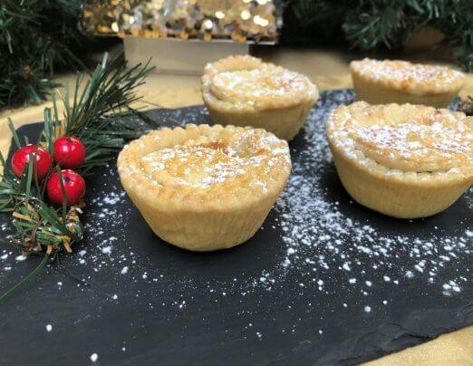 Pre-order homemade Christmas treats