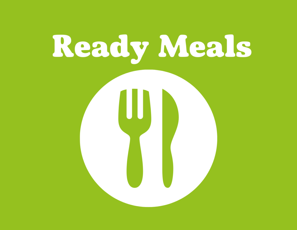 Ready Meals now available