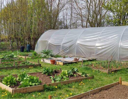 Call for garden volunteers