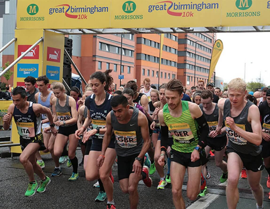 Great Birmingham 10k