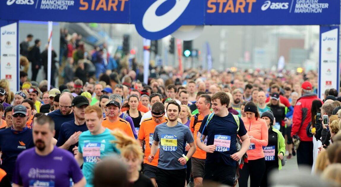 Asics Greater Manchester Marathon
