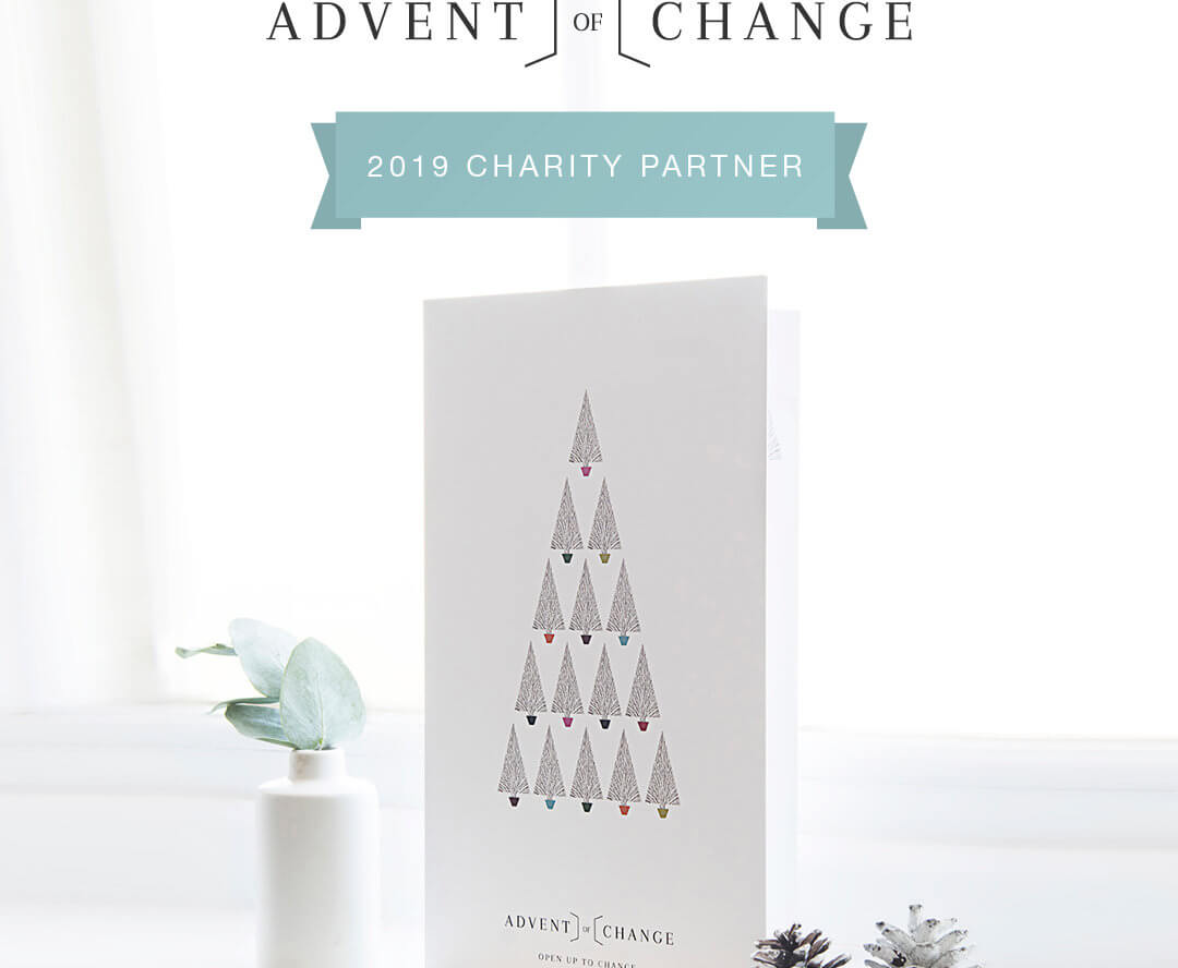 Give back this Christmas as we partner with an innovative advent calendar supporting charities
