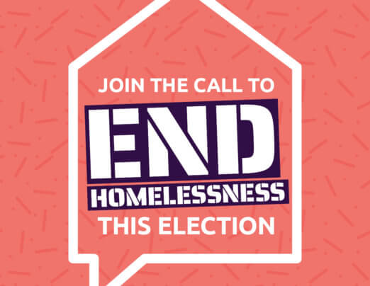 Emmaus pledges support to End Homelessness Now campaign