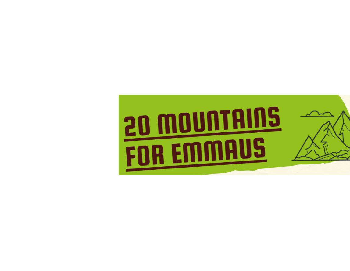 20 Mountains for Emmaus