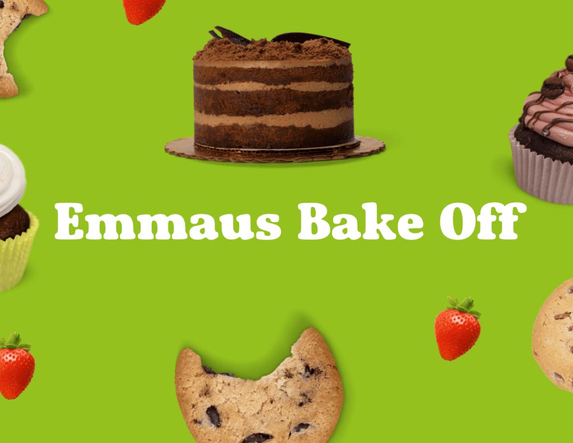 Emmaus Bake Off