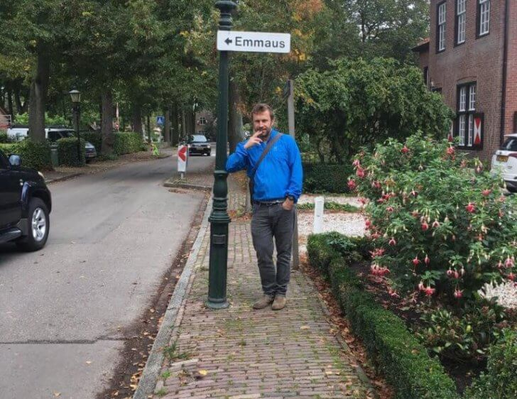 My trip to Emmaus Haarzuilens