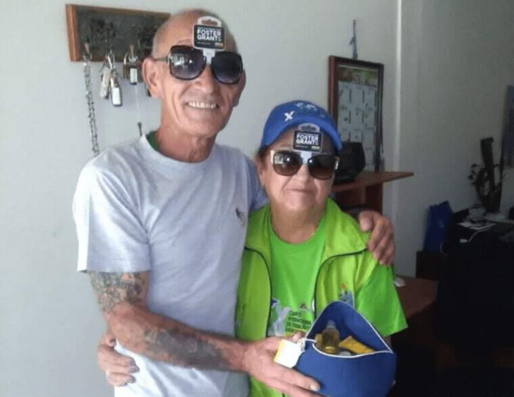 Companion Sean's solidarity trip to Colombia