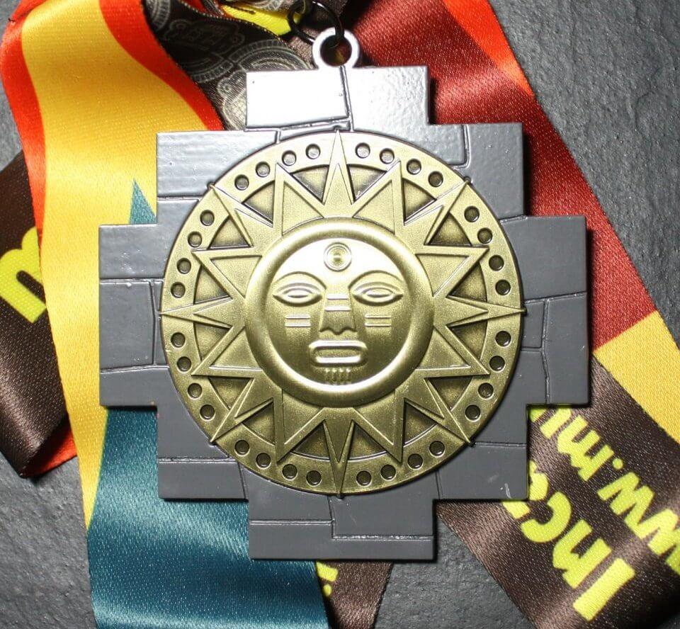 Virtual Race – Inca Trail