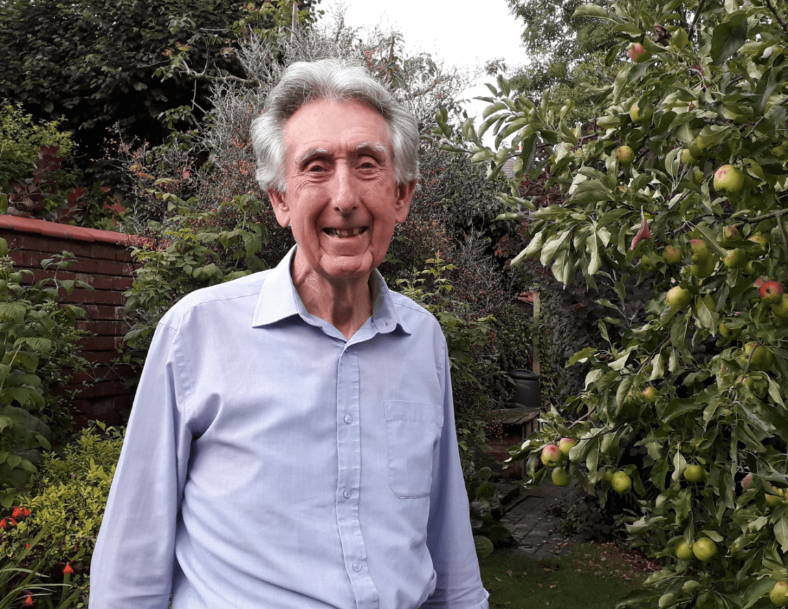 Emmaus Coventry Trustee wins lifetime achievement award