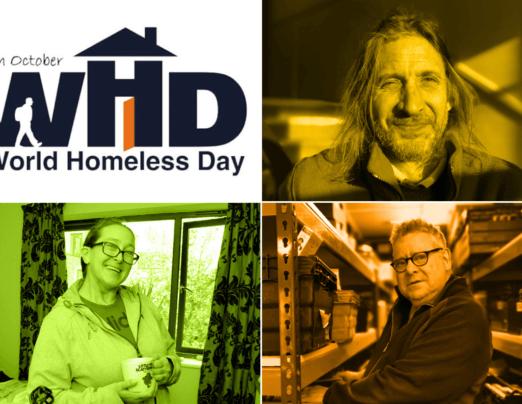 World Homeless Day 2020