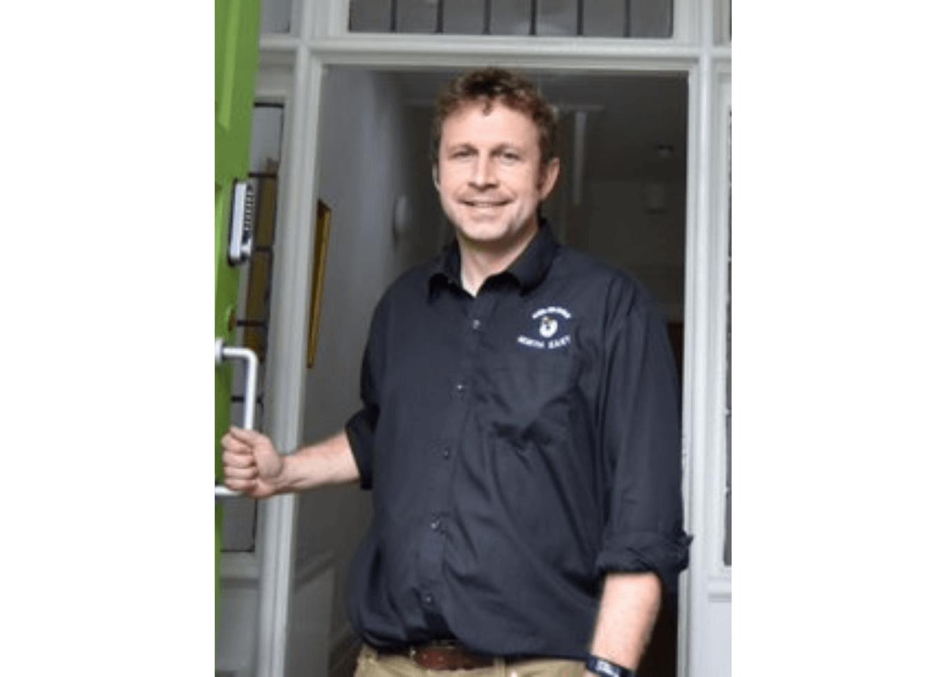 John Harrison - Trustee
